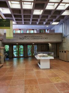 Denver botanic gardens Boettcher memorial tropical conservatory